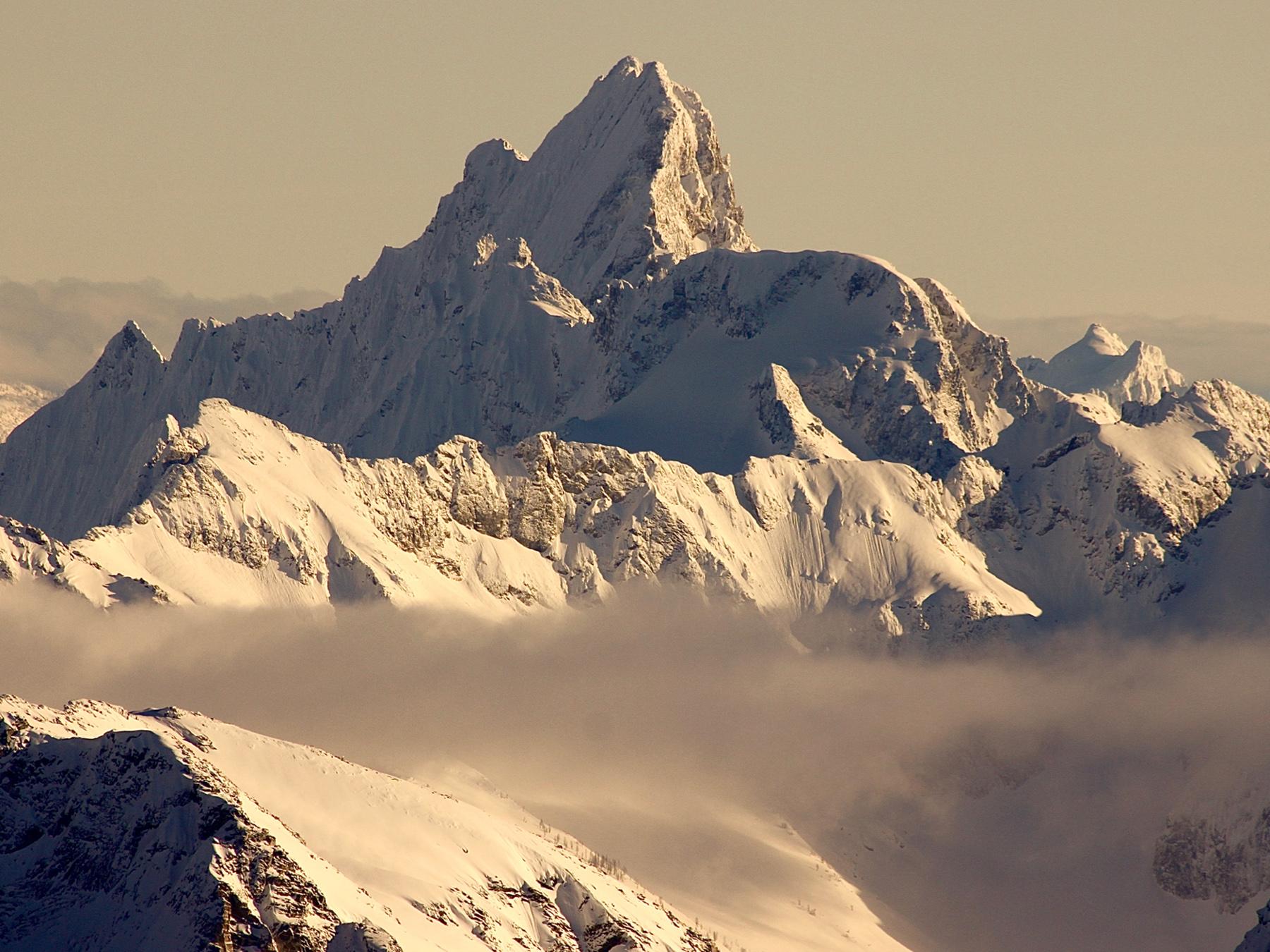 Goode Mt: North Cascades