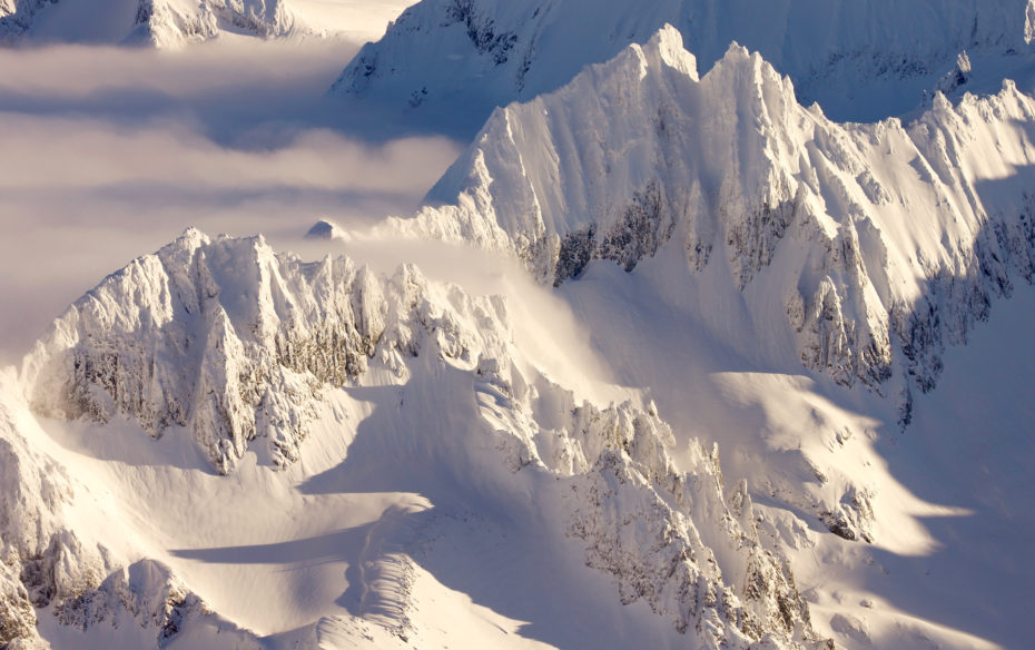 Aerial Photography Tips Winter Spires