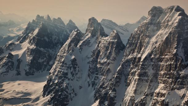Cascades by John Scurlock