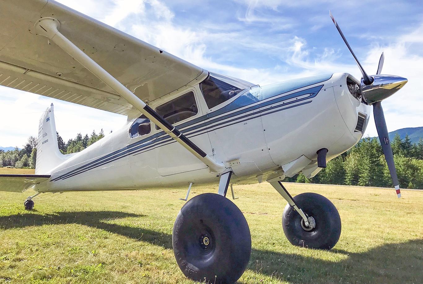 Cessna 180 1958